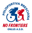 Polisportiva Bresciana No Frontiere Onlus ASD Logo