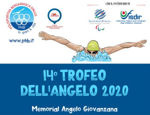 14° Trofeo dell'Angelo 2020 Memorial Angelo Giovanzana